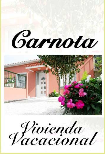 Casa Vacacional Carnota